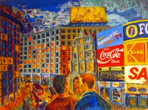 piccadilly dream, 1999